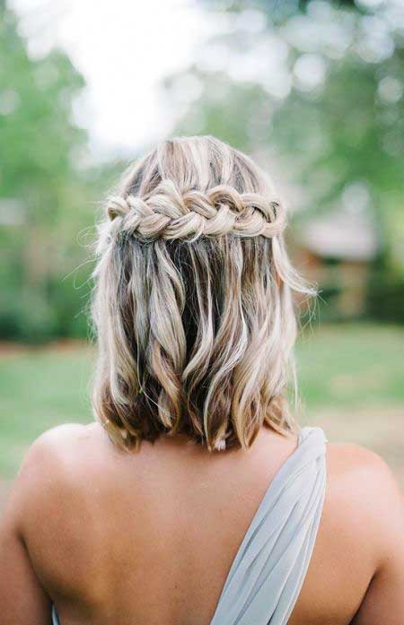 Braids, Waterfall Braid, Wedding , Wedding , Idea, French Braid, Waterfalls
