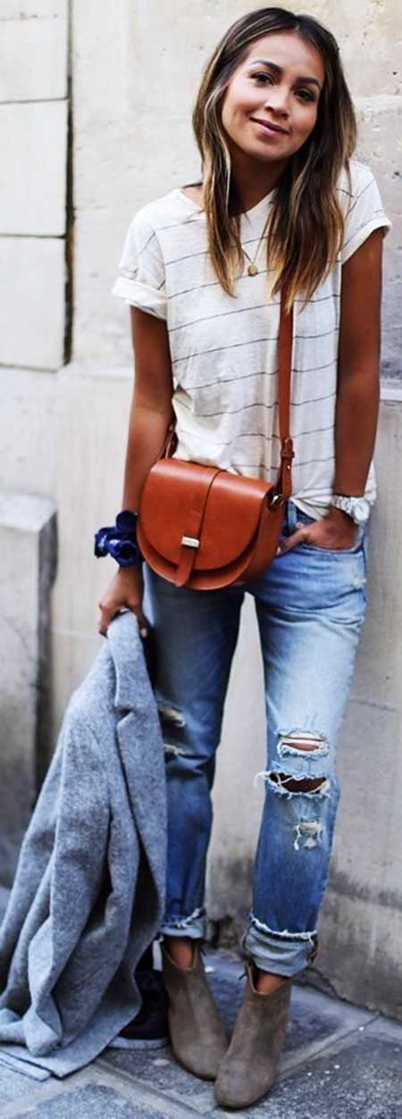Fashion, Long Bob, Tops, Shirts