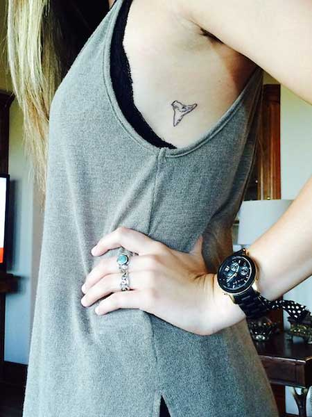 Simple Tattoos Small Simple Ideas - 6
