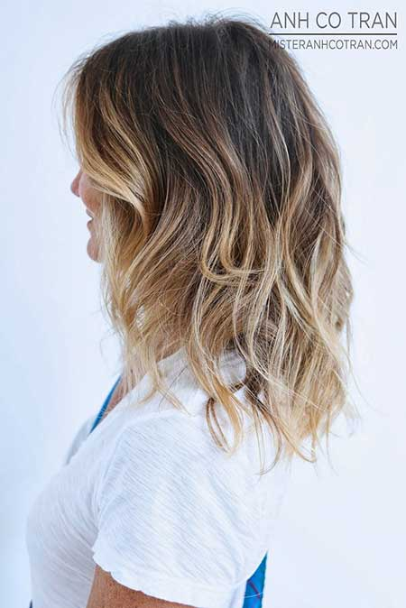 Balayage, Balayage , Light Browns
