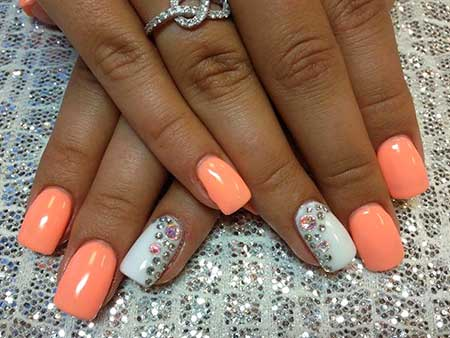 Nails 2017, Nail Design, Nail Art 2017 , Nail Idea, Art, Pink, Acrylic Nails 2017, Pretty Nail, Nailart
