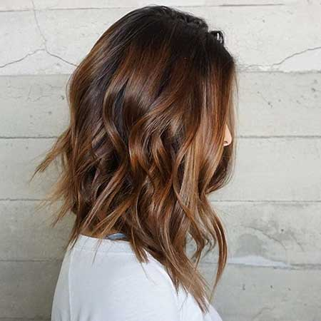 Balayage, Highlights, Brown Balayage, Brown , Light Browns