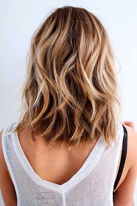 Highlights, Balayage
