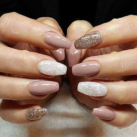 30 acrylic nail designs for winter styles 2017 10 acrylic nail designs 2017 prinsesfo Gallery
