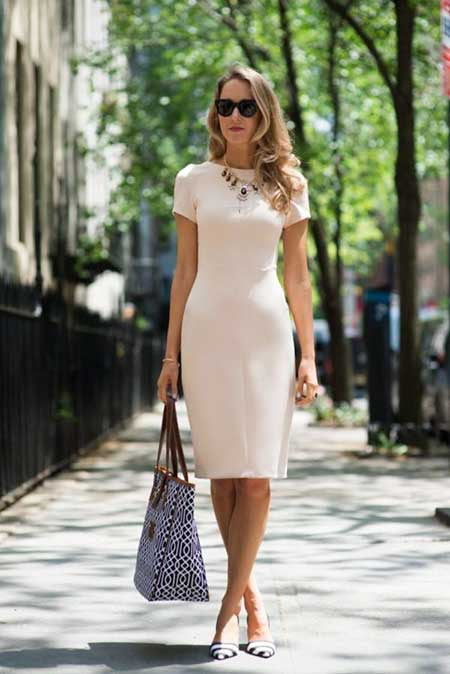 Casual Fashion Dresses Casual Classy - 11