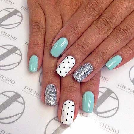 20 Amazing Pics of Summer Nail Ideas 2017-2018