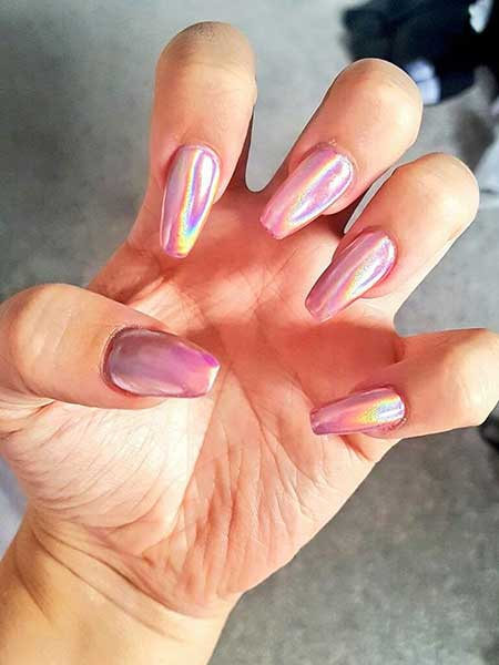 Summer Acrylic Nails Kordurorddiner