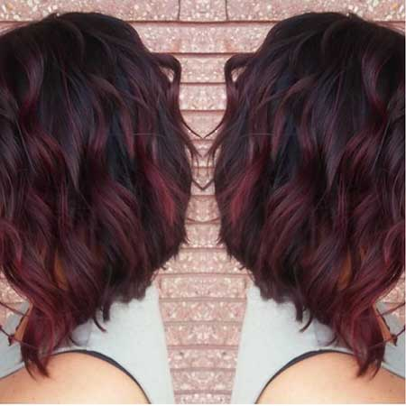 Summer Highlights For Dark Brown Hair Dark Brown With
