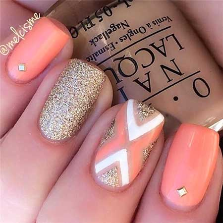 20 Amazing Pics of Summer Nail Ideas 2017 2018