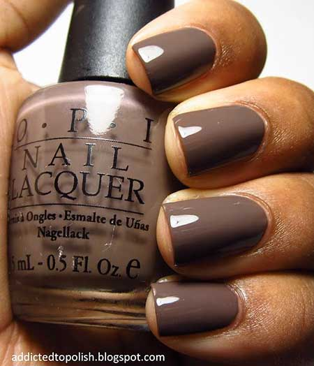 Winter Nail Polish Colors: 40 Nail Winter Colors 2017