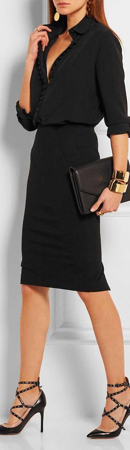 Casual Fashion Dresses Casual Classy - 6