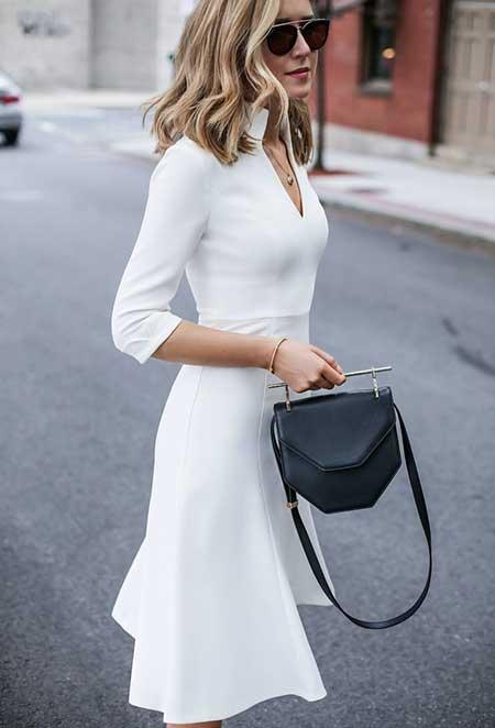 Casual Fashion Dresses Casual Classy 2017 - 8
