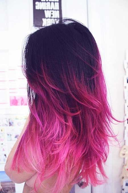 , Pink, Ombre, Pink, Pink Ombre, Styl