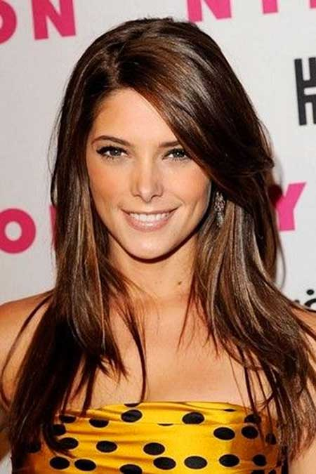 Highlights, Long Layered, Ashley Greene