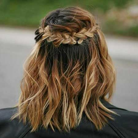 Braids, Waterfall Braid, Idea, Wedding, Wedding, Braided,