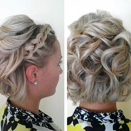 Wedding, Updo, Wedding, Side Braid, Braids, Wedding, Idea