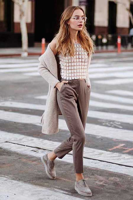 Street , Fashion, Fall, Fashion Week, Street, Outfit, Ready To Wear, Olivia Palermo, Pants