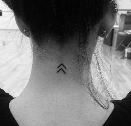 Small Tattoos Small Meaningful Symbols Ideas - 11