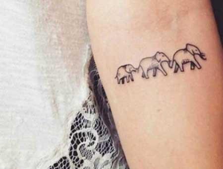 Small Tattoos Small Meaningful Symbols Ideas 2017