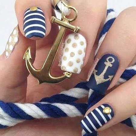 Cool Creative Nail Art Ideas 2017