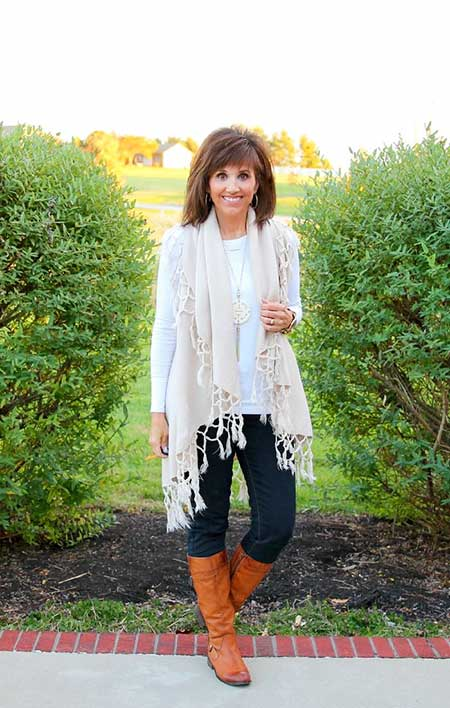 Casual Fashion for Ladies Over 50