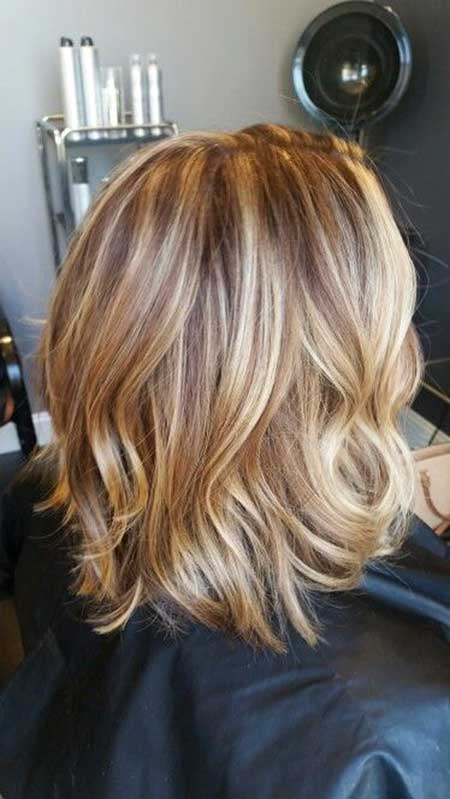 Balayage, Highlights, Blonde Balayage
