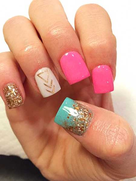 Nails 2017, Nail Design, Pink Nails 2017, Nail Idea, Pretty Nail, Nail Art 2017 , Pink, Beautiful, Acrylic Nails 2017