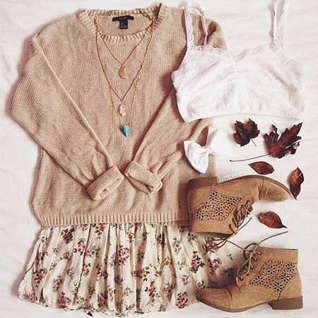 Casual Fashion Dresses Casual Teenage