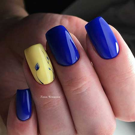 Nail Art 2017, Blue, Polish, Nail Polish, Blue, Swatch, Opi, Nail Design