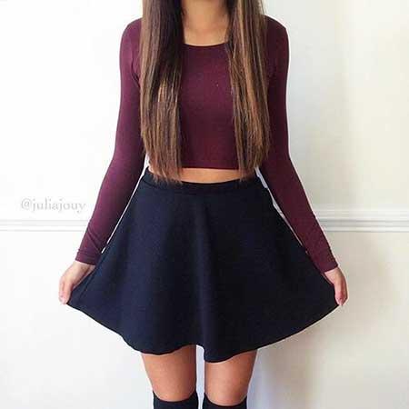 Fashion Dresses Casual Teenage - 10