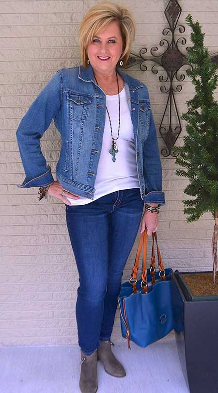 Fashion Over 40 Casual - 10