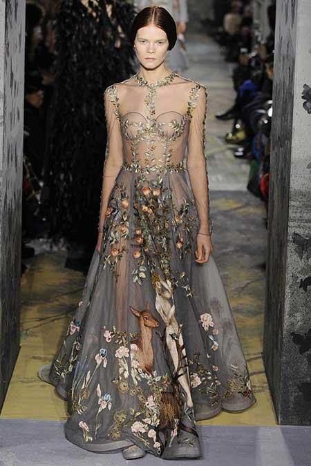 Fashion Dresses Runway - 10