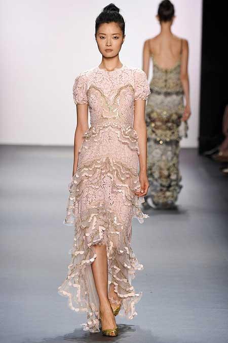 Fashion Dresses Runway NewYork - 10