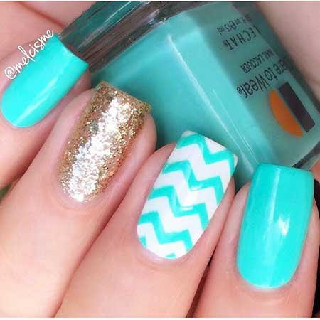 Summer Nails Summer 2017 Ideas - 11