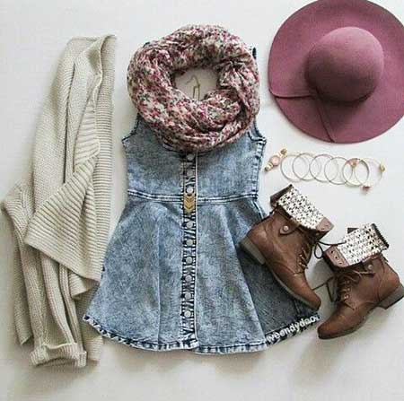 Teenage Fashion Teenage Boho - 11