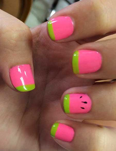 Cute Nails Summer Simple Easy - 12