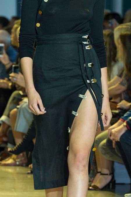 Runway Fashion Dresses Runway Skirts - 12