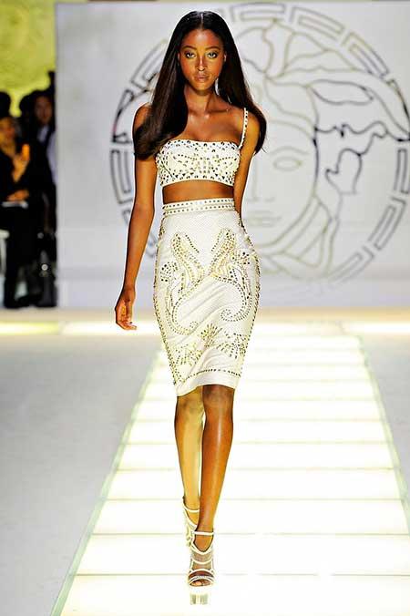 Runway Fashion Dresses Runway Skirts 2017 - 13