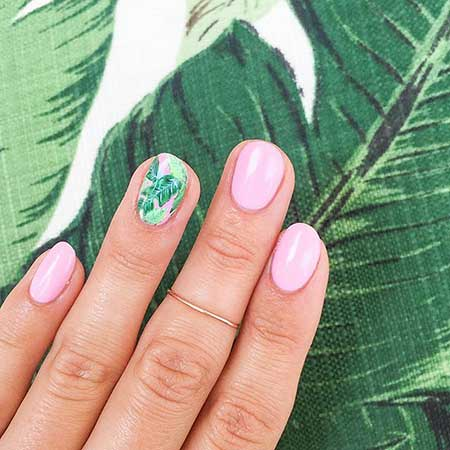 Summer Nails Summer 2017 Ideas - 13