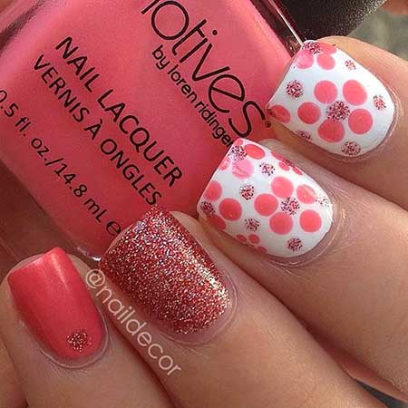 Cute Nails Summer Simple Easy - 14