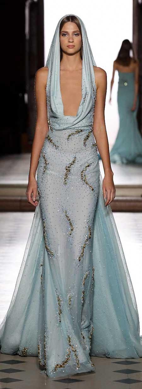 Fashion Dresses Runway - 15