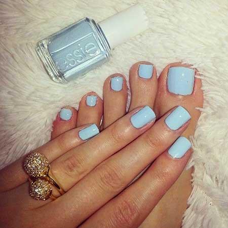 Nails Summer Colors - 15