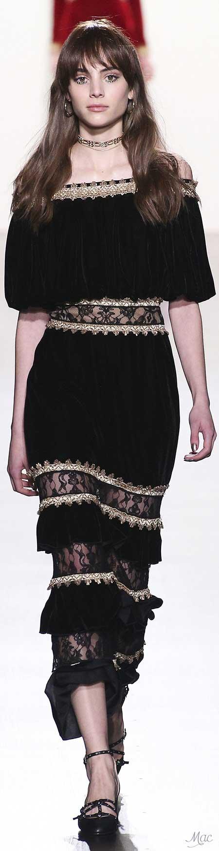 Fashion Dresses Runway NewYork - 15
