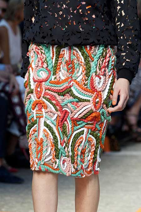 Fashion Dresses Runway Skirts - 15
