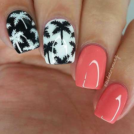 Nails Summer Beach - 15