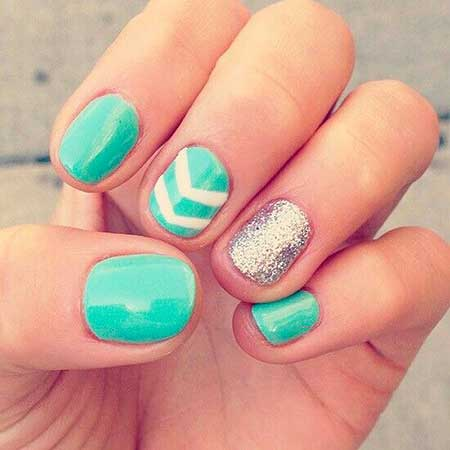 Cute Nails Summer Simple Easy - 16