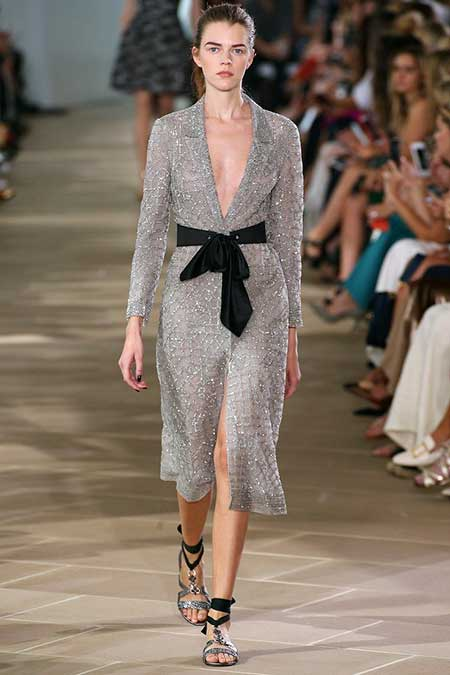 Runway Fashion Dresses Runway NewYork - 16