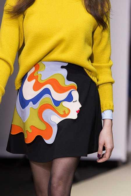 Runway Fashion Dresses Runway Skirts - 16