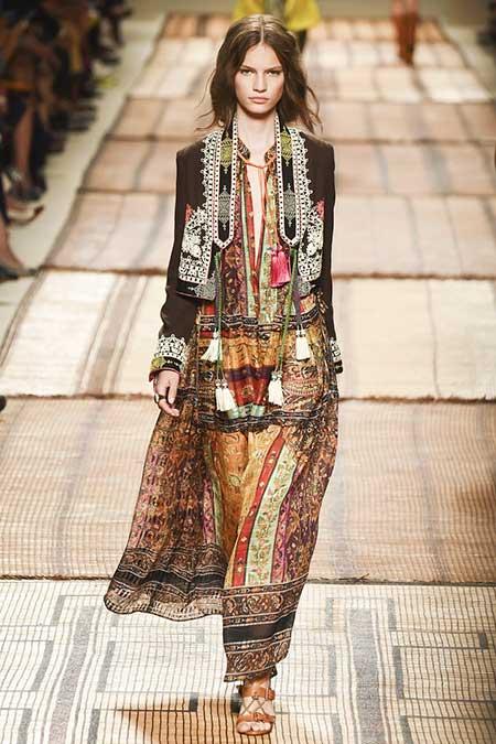 High Fashion Dresses Runway 2017 - 17