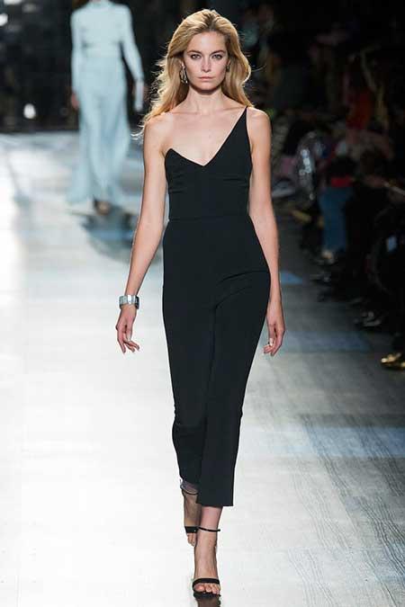 Runway Fashion Dresses Runway NewYork 2017 - 17